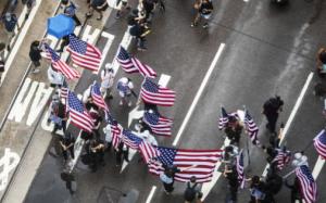 Hạ viện Mỹ thông qua dự luật đón người Hong Kong đến Mỹ