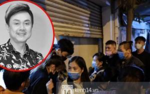 Thông tin chính thức tại tang lễ: Thi hài của cố nghệ sĩ Chí Tài được bảo quản lạnh và sẽ được đưa sang Mỹ