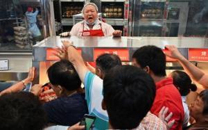 Costco Thượng Hải ngày khai trương: Bán 600 con gà nướng, chỉ 200 con được thanh toán