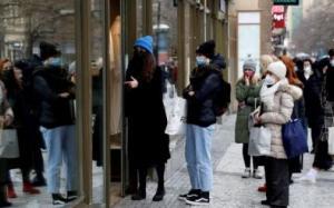 Séc: Chính phủ thắt chặt lại các điều kiện đi lại