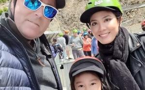 Lấy đại gia Úc, con riêng của Hoa hậu Việt được chồng thuê luật sư làm di chúc bảo vệ