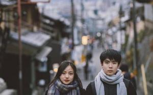 Mạnh dạn ngỏ lời tỏ tình người mẫu ảnh xinh đẹp, cặp du học sinh Việt có chuyện tình như mơ tại xứ sở mặt trời mọc