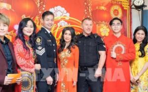 Tết cổ truyền ấm áp của cộng đồng người Việt tại bờ Tây Canada
