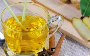 Pha trà gừng thêm 3 thứ này giúp thải sạch độc tố, thoát khỏi bụng to dễ dàng