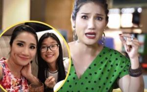 Cát Tường 'sốc' khi con gái muốn bỏ học bên Úc để theo ca hát