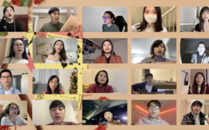 Du học sinh Việt khắp thế giới mắc kẹt vì Covid-19 cùng hát 'Đi để trở về'