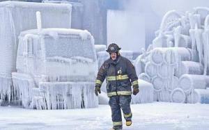 Khi xoáy cực đến, Canada ghi nhận nhiệt độ lạnh nhất trong nhiều năm