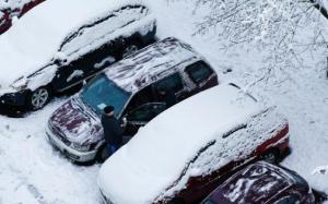 Các nhà khí tượng cảnh báo: Một trận tuyết nữa sẽ rơi tới sáng sớm, sương giá sẽ không giảm