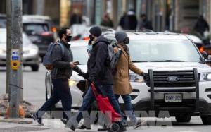 Dịch COVID-19: Canada lo ngại nguy cơ xảy ra làn sóng lây nhiễm thứ ba