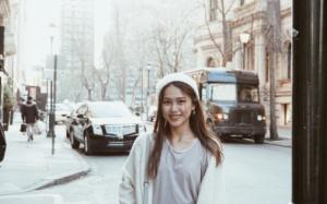 Phương Dung - Nữ du học sinh xinh đẹp ngành truyền thông tại Mỹ, từng nhận học bổng 8 trường lớn mà không cần nộp Portfolio